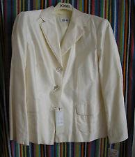 Jobis silk jacket, new, with tags Euro 46 UK20