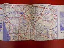 Japanese American Business Map 2002 Los Angeles Gardena Little Tokyo