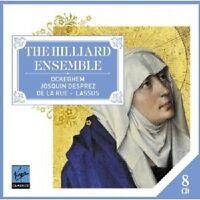 "THE HILLIARD ENSEMBLE ""THE HILLIARD ENSEMBLE"" 8 CD NEU"