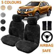 Nissan Sheepskin Seat Covers