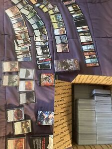 Large Magic The Gathering Collection