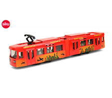 Siku 1615 - Street Car Tram City of Frankfurt TT Scale 1:120 Diecast New