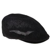 cappello estivo da uomo estivo in paglia traspirante berretto newsboy