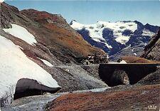 B51060 Col de l'Iseran le pont des Neiges et le Massif des Evettes  france