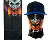 3D Comics Neck Gaiter Quick Dry Face Mask Bandana Magic Scarf Headwrap Balaclava