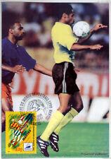 yt 3076  FRANCE CPA   Carte Postale Maximum FOOTBALL NANTES
