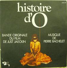 """HISTOIRE d'O""  rare 7' soundtrack France mint"