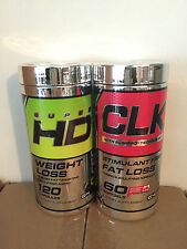 Cellucor SUPER HD 120 and CLK 60 Gen 4 Combo Kit- Greatest For Fat Loss