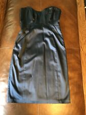 Laundry by Shelli Segal Strapless Cocktail Dress Size 8