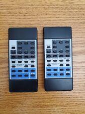 Elmo RCW-532 Visual Presenter IR Remote Control for HV-5100XG (Lot of 2) *