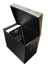 Max Pro Premium Plastic Flip Top Comic Storage Box - Acid Free Archival Storage
