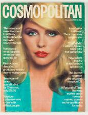 BLONDIE Suzy Menkes JORDAN PUNK Don McCullin PETER GABRIEL Cosmopolitan magazine