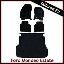 FORD Mondeo (2000 2001 2002 2003... 2007) Estate MONTATO SU MISURA AUTO + le stuoie di avvio