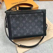 Louis Vuitton Soft Trunk M44730 Monogram Eclipse