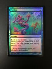 CHINESE PONDER X4 Lorwyn LRW Magic MTG MINT CARD