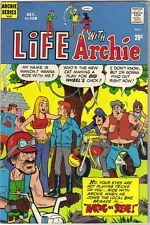 Life With Archie Comic Book #128, Archie 1972 FINE/FINE+