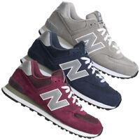 New Balance 574 Unisex Sneaker Damen Herren Schuhe Freizeit Schuh Sneakers neu