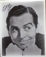 "Authentic autograph ""Milton Berle"" Photo dated 1983"
