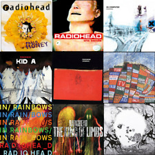 Radiohead-The Complete Vinyl Collection BUNDLE - 14 LP 's - (NEW & SEALED)