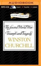 The Second World War : The Triumph and Tragedy by Winston Churchill (2015,...