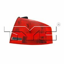 Right Side Outer Tail Light Assembly For 2005-2008 Audi A4/A4 Quattro Sedan