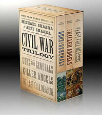 Civil War Trilogy by Michael Shaara, Jeff Shaara (Paperback, 1999)