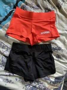 hooters' uniform shorts