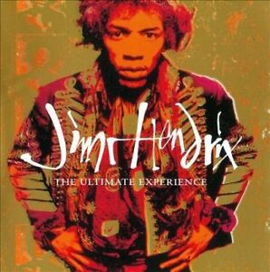 Jimi Hendrix - The Ultimate Experience (CD, 1993, MCA) Best Of, Greatest Hits