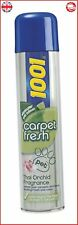 1001 Carpet Cleaner Fresh Eliminate Pet Dog Cat Odours With Thai Orchid