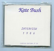 Kate Bush/Interview (UK/LIMITED EDITION GOLD CD)