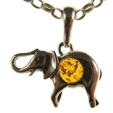 Handmade Natural Amber Fine Necklaces & Pendants