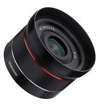 Samyang AF 24mm F2.8 Compact Wide Angle Lens for Sony E Mount - SYIO24AF-E