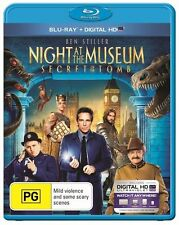 Night At The Museum 3 - Secret Of The Tomb : NEW Blu-Ray