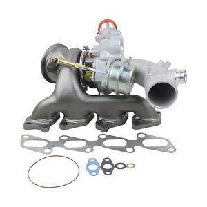 Turbo Charger GT1446V Chevrolet Cruze/Sonic/Trax 1.4 Turbo ECOTEC A14NET 140HP