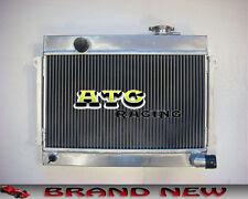 3 Core Aluminum Radiator for Datsun 1600 Manual MT