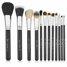 Sigma Essential 12 Brush Kit Makeup Must-Have Cosmetic Tools