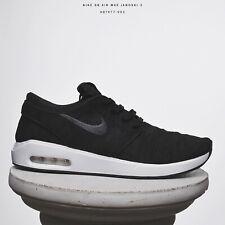 Nike SB Air Max Janoski 2 Men Lifestyle Skate Shoes New Black White AQ7477-001