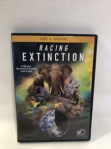 Racing Extinction DVD + Digital Code Discovery / Sundance Films + Free Shipping!
