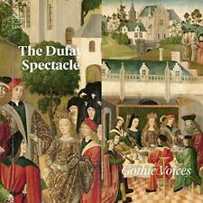 Gothic Voices - The Dufay Spectacle (NEW CD)