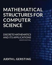 Mathematical Structures for Computer Science by Gersting, Judith L.