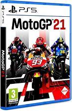 MOTOGP 21 MOTO GP 2021 PS5 NUOVO SIGILLATO ITALIANO PREVENDITA USCITA 22 APRILE