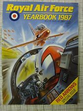 RAF Yearbook 1987 (Hawker Hurricane, Tucano, Red Arrows, Hawk, MiG, Yak, Hind)