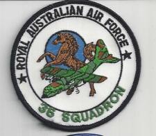 PATCH  RAAF AUSTRALIA 36 SQUADRON C-130                          JP