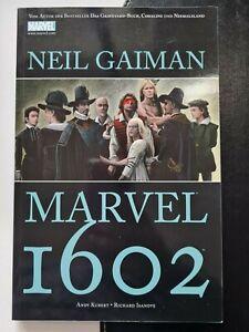 Marvel 1602 (Neil Gaiman) - Ausgabe 2010, deutsch, Panini, einmal gelesen