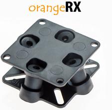 Anti-vibration Shock Absorber CC3D Atom miniAPM Naze32 Flip Drone orangeRX UK