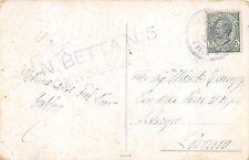 "C3319) WW1 MARINA, ANNULLO ""R.N. BETTA N° 5""."