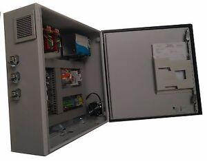 CNC Plasmasteuerung komplett aufgebaut mit Software Mach4 und THC Höhenregelung