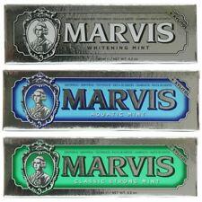 Marvis Triple Set - Aquatic Mint, Whitening Mint & Strong Mint UK STOCKIST
