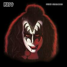Kiss GENE SIMMONS Solo Album 180g +POSTER Remastered NEW SEALED VINYL LP