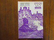 3/1971 Lancaster Pa TV Mag(SUSANNAH YORK/JANE EYRE/GERALD O'LOUGHLIN/SHARON ROSE